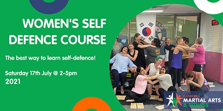 Women's Self Defence Course - Beginners tickets