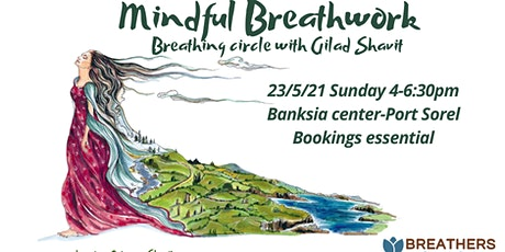Mindful Breathwork Breathing Circle tickets