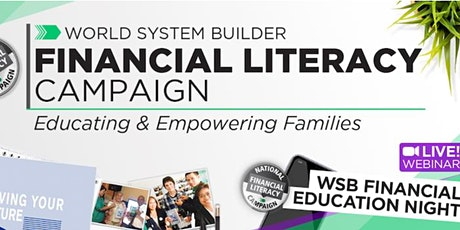 Building New Career in the New Industry with Financial Literacy Focused tickets