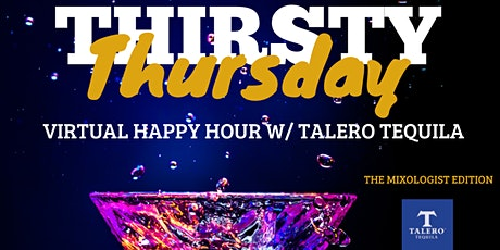 Virtual Happy Hour: Thirsty Thursday tickets