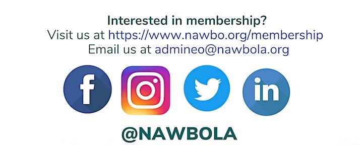 NAWBO-LA Momentum Monthly image