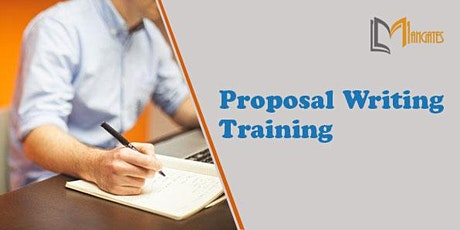 Proposal Writing 1 Day Virtual Live Training in Canberra tickets