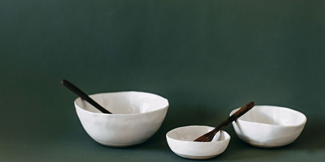 Not Yet Perfect - Bowl Set Hand Building Workshop tickets