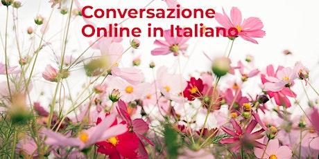 Italian Conversation Practice Class tickets