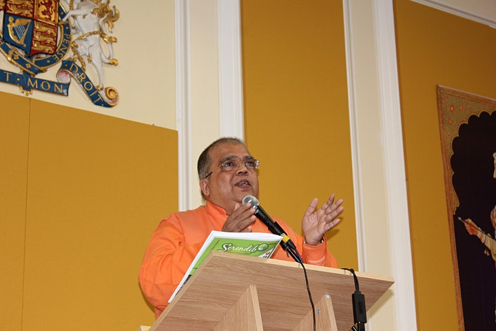 3RD INTERNATIONAL CONFERENCE ON HINDUISM, MANAGEMENT & PHILOSOPHY (ICHMP) image