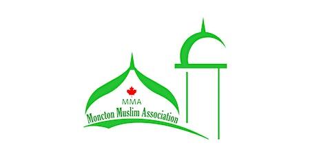 Moncton Masjid - Jummah Registration - Jummah-3 tickets