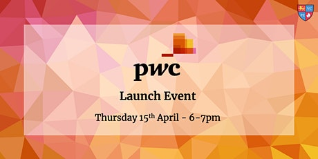PwC Student Growth Programme - Launch Event tickets