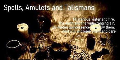 Spells, Amulets and Talismans tickets