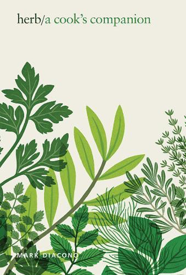An Evening With Mark Diacono and his stunning new book, HERB image