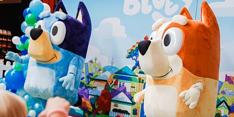 Bluey and Bingo Meet and Greet tickets