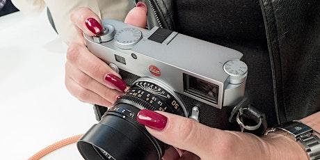 Online Infoabend Ausbildung Fotografie Film und Medien Tickets