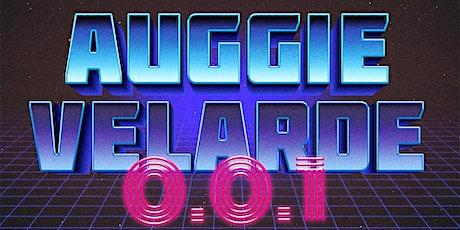 Auggie Velarde - Sessions tickets
