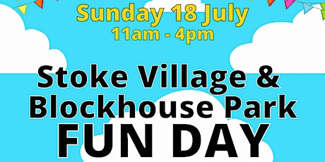 Stoke Village Fun Day 2021 tickets
