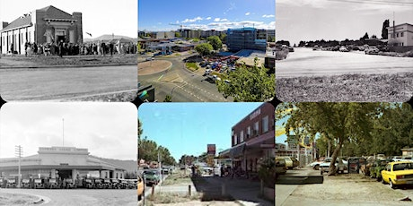 Braddon Modern History Tour - Canberra and Region Heritage Festival: 1-3pm tickets