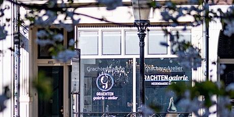 Galerie bezoek - GrachtenGalerie Utrecht tickets