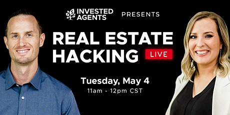 Preparing For Success In A Competitive Market - Real Estate Hacking Live 4 tickets