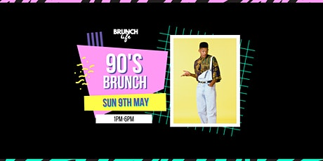 The 90's Brunch tickets