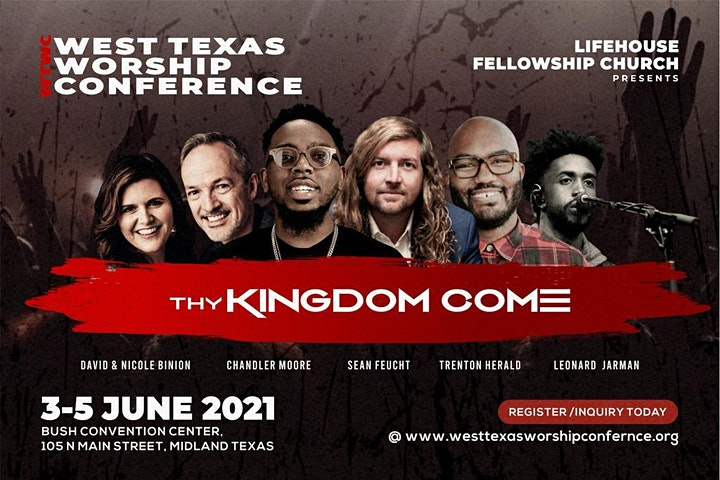 WEST TEXAS WORSHIP CONFERENCE image