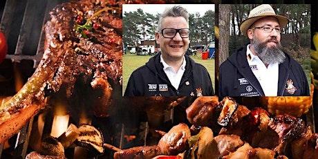 Online Grillkurs mit den BBQ Weltmeistern Klaus Breinig und Oli Sievers Tickets