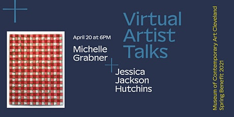 Artist Talks: Michelle Grabner + Jessica Jackson Hutchins tickets