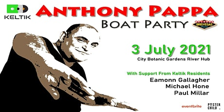 "KeltiK Presents ""Anthony Pappa"" Boat Party tickets"