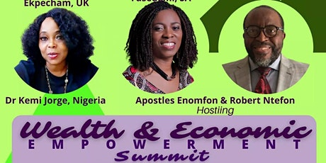 Wealth and Economic Empowerment Summit (WEES) tickets
