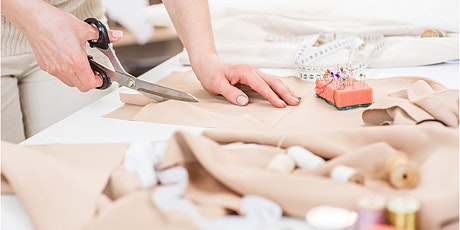 Introduction to dressmaking: Patterns / Fabrics / Cutting out tickets