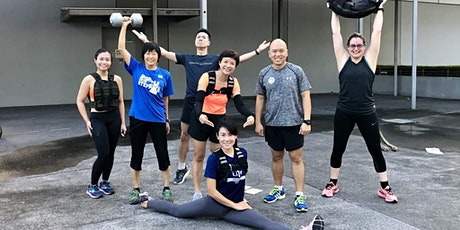 HIIT Me! HIIT Training with Weights tickets