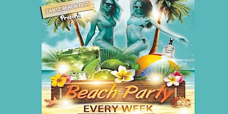 Zante Beach Fest tickets