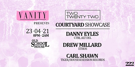 Two Twenty-Two - Courtyard Showcase tickets