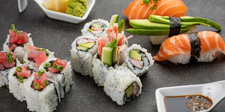 In-Person Class: Next Level Sushi (Chicago) tickets