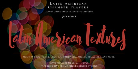 Latin American Textures tickets