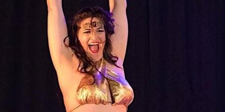 Untamed Burlesque: Plymouth tickets