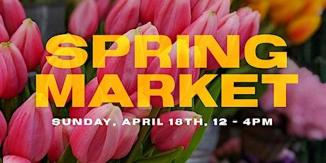 Plants Alive! Spring Market tickets