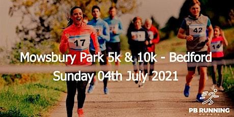 Mowsbury Park 5k & 10k - Bedford tickets