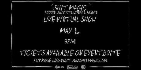 A Really Shit Magic Show tickets