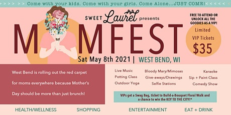 Mom Fest 2021 tickets