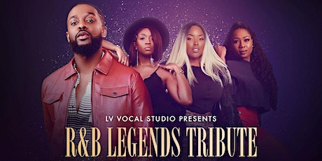 R&B Legends Tribute Showcase Live Recording tickets