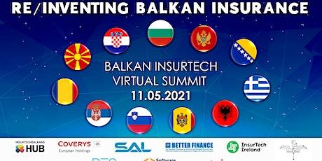 Balkan Insurtech Summit tickets