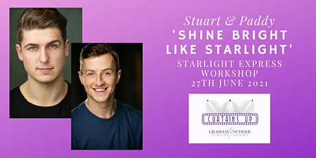 'Shine Bright Like Starlight' - Starlight Express Workshop tickets