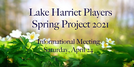 LHP - Spring Project 2021 tickets