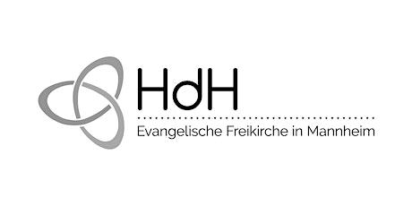 HdH Präsenz-Gottesdienst (18. April 2021) billets