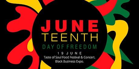 Juneteenth Mega Festival: Celebrating Resiliency tickets