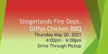 Giffy's Chicken BBQ tickets