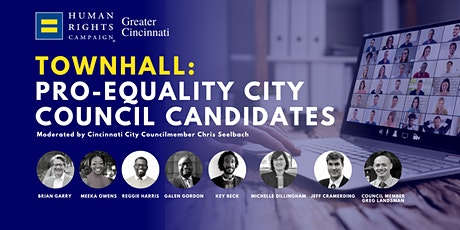 Townhall: Pro-Equality City Council Candidates tickets