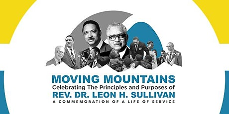 Moving Mountains - Celebrating the life of Rev. Dr. Leon H.  Sullivan tickets