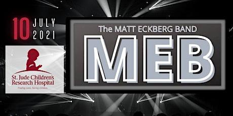 Matt Eckberg Band - St. Jude Benefit tickets