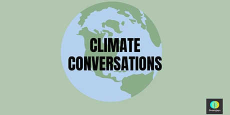 Climate Conversations tickets