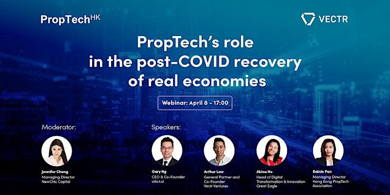 HKPTA webinar with Vectr Ventures and viAct