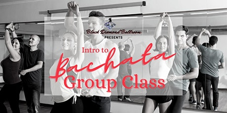 Intro to Bachata Group Class (In Person Max 8 Adults) tickets